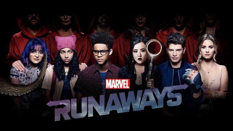 Runaways Season 1 ทีมมหัศจรรย์พิทักษ์โลก ปี 1 ทุกตอน พากย์ไทย