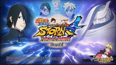 Ninja Storm road to boruto