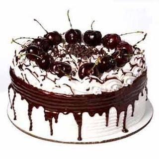 Resep Kue Black Forest Cake
