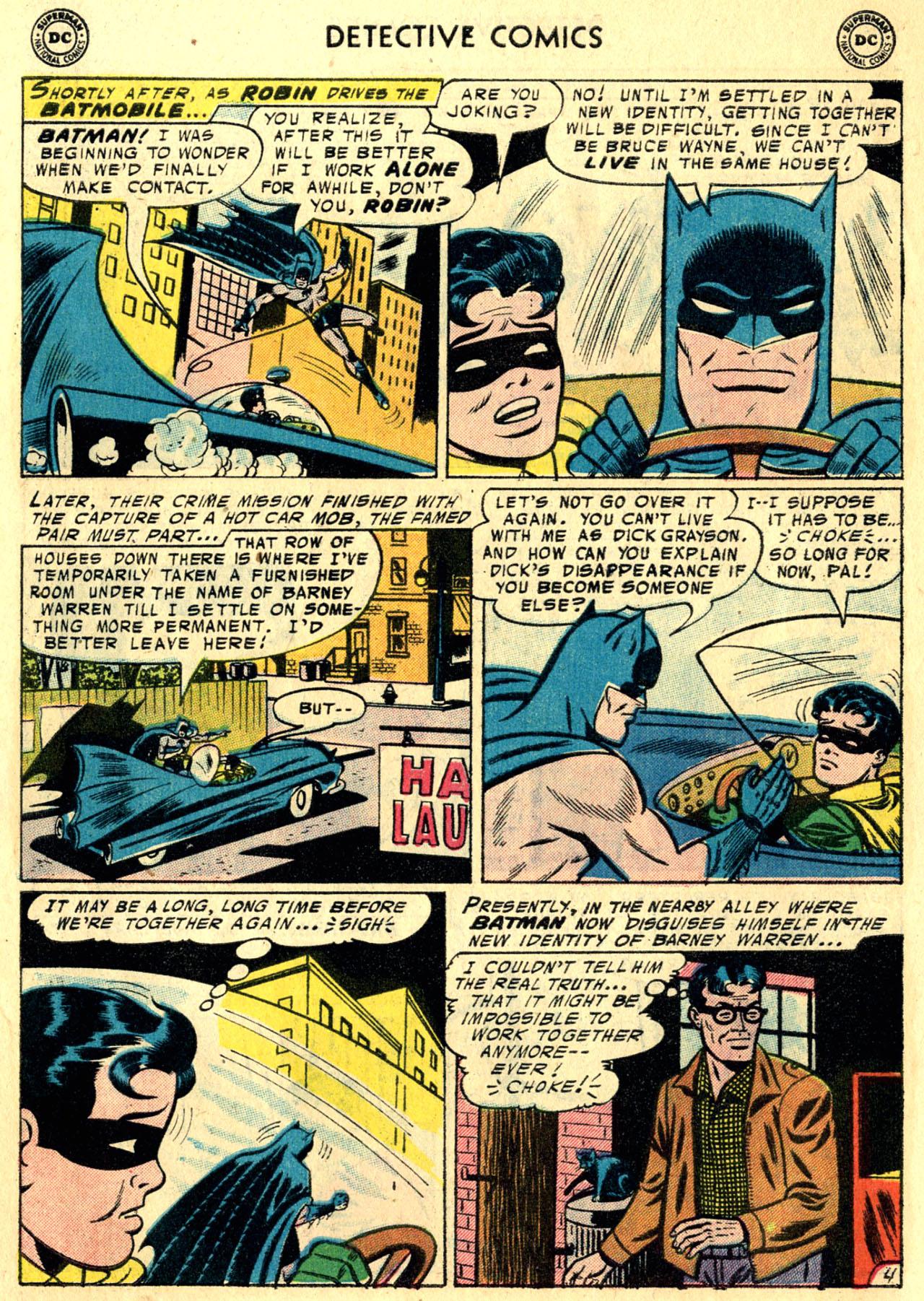 Detective Comics (1937) 237 Page 5