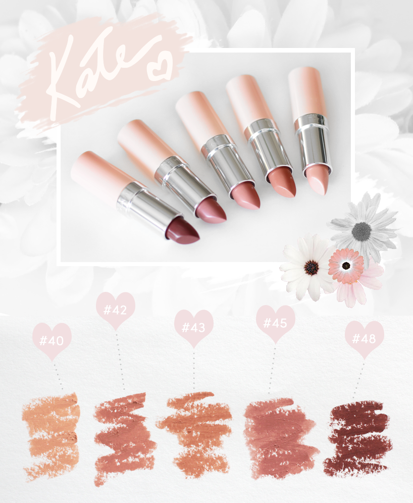 Rimmel Lasting Finish Kate Nude Collection Lipstick