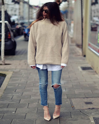 ropa femenina juvenil oversized