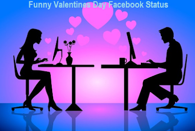 Valentines Day 2017 Facebook Status