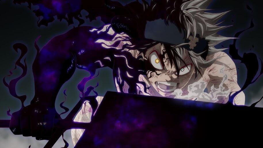 Asta, Black Clover, Anime, 4K, #6.851 Wallpaper