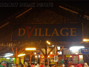 makan2 klate 3 | D' Village Food Court