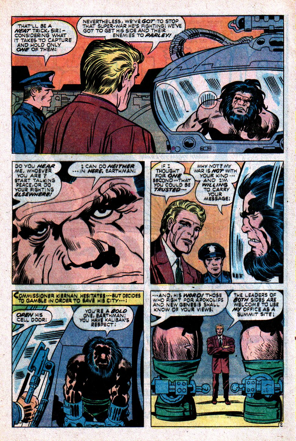 The New Gods (1971) issue 11 - Page 4