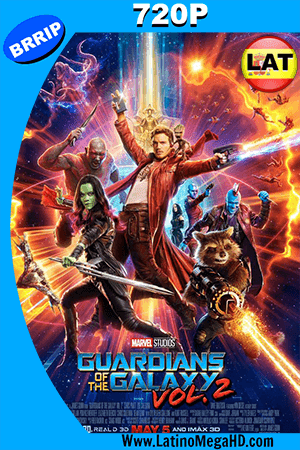 Guardianes De La Galaxia 2 (2017) Latino HD 720p (2017)