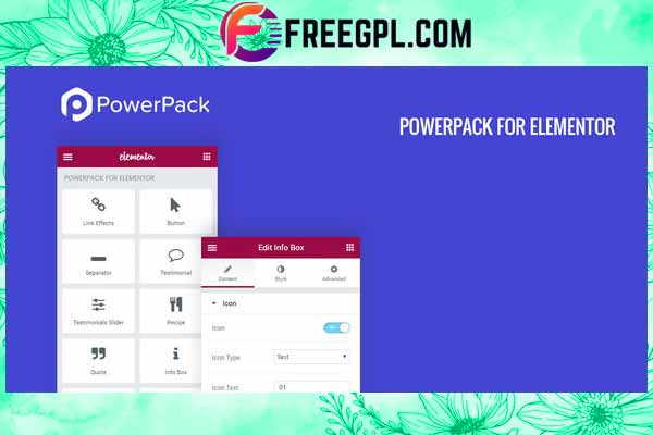 PowerPack Elements for Elementor Free Download
