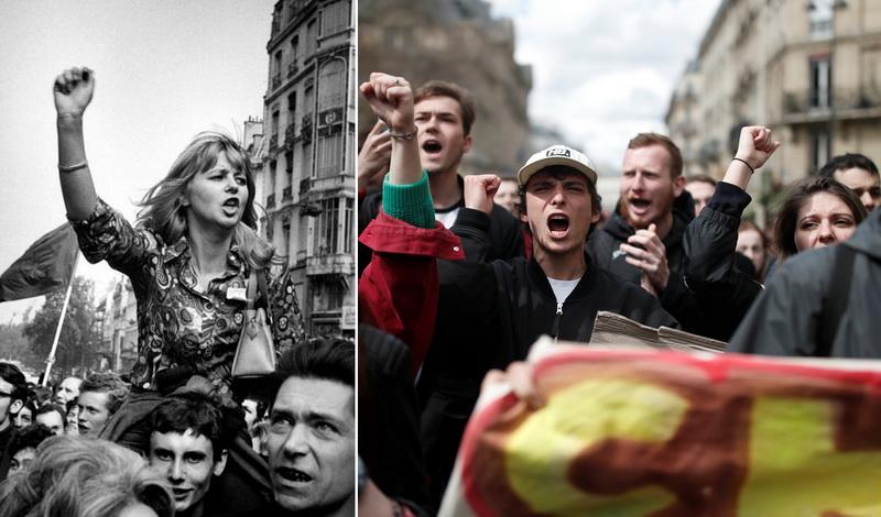Ένας νέος Μάης του '68 για τον Εμανουέλ Μακρόν;