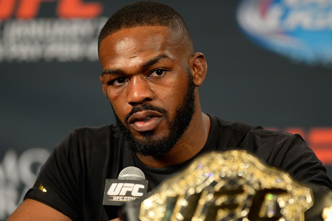 UFC Champion Jon Jones tests positive for steroids, may lose his UFC title