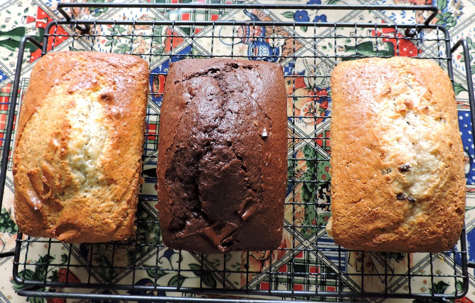 Quick Ten Minutes Cake Oven Baked
