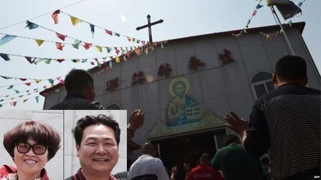 Menolak Mencopot Salib dari Atap Gereja, Pastor dan Istrinya Dipenjara dengan Tuduhan Korupsi