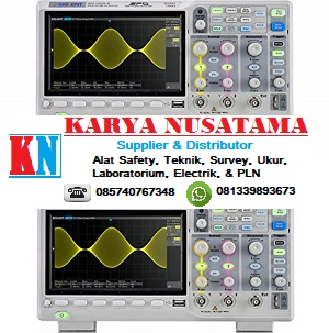 Jual Digital Oscilloscope 2 Channels SDS1202X-E 200 mhz di Jakarta