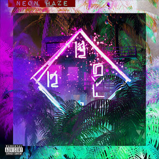 K. Roosevelt - Neon Haze (2016) - Album Download, Itunes Cover, Official Cover, Album CD Cover Art, Tracklist