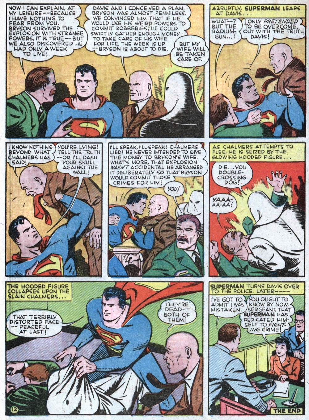 Read online Action Comics (1938) comic -  Issue #39 - 14
