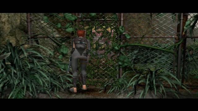 Dino Crisis 2 Captura 1