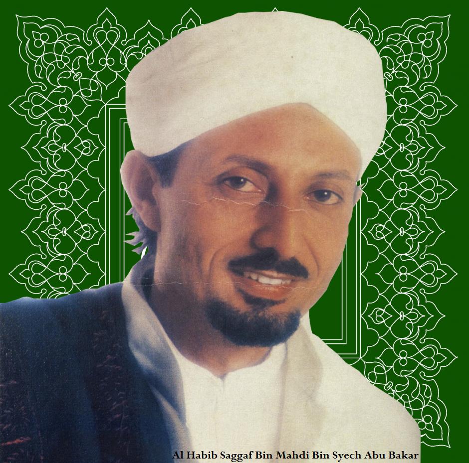 Foto Habaib (Al Habib Saggaf Bin Mahdi Bin Syech Abu Bakar ...