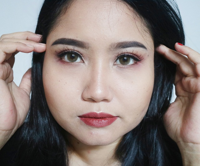 FOTD by Pond's BB Powder