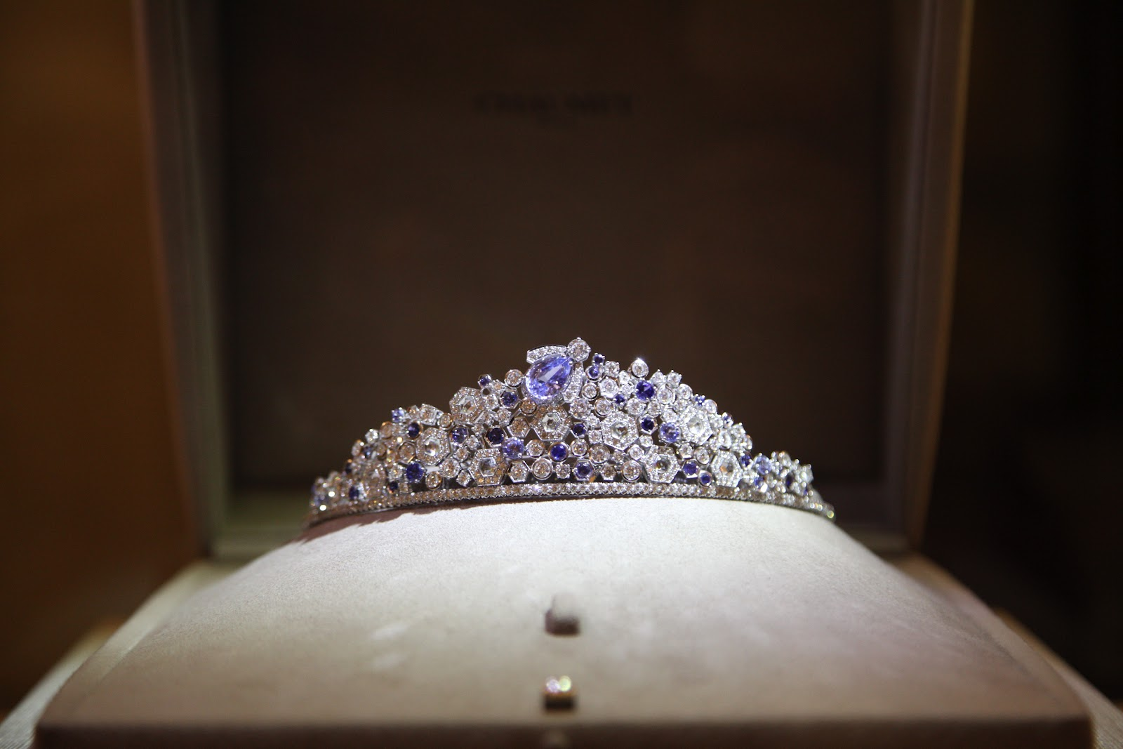 The London Season The Shanghai Jewellery Chaumet
