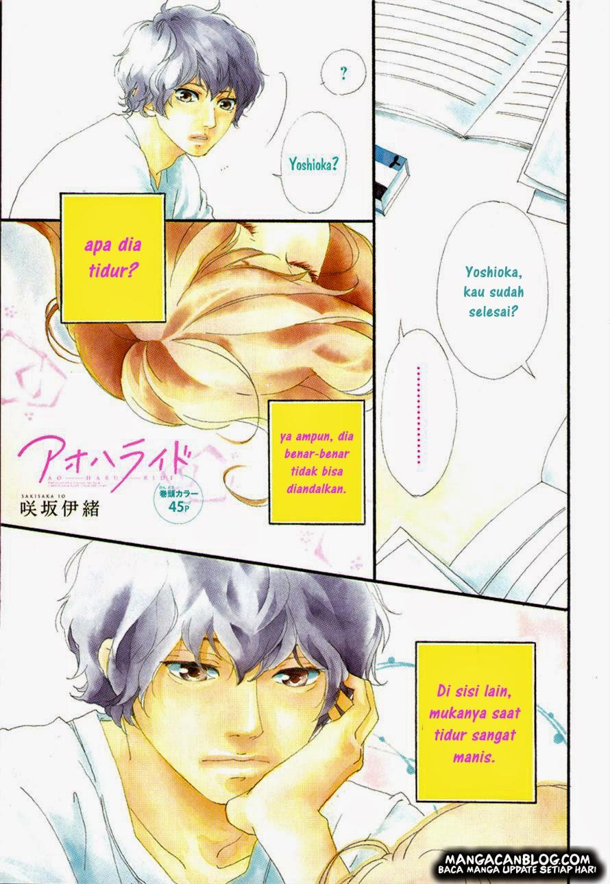 Ao Haru Ride Chapter 47-2