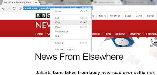 Cara Menerjemahkan Situs Website Secara Manual Lewat Google Translate