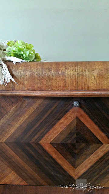 how to restore a vintage cedar chest