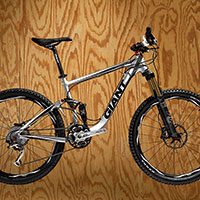 Sepeda MTB Downhill GIANT Trance X1 Gambar Sepeda Gunung MTB