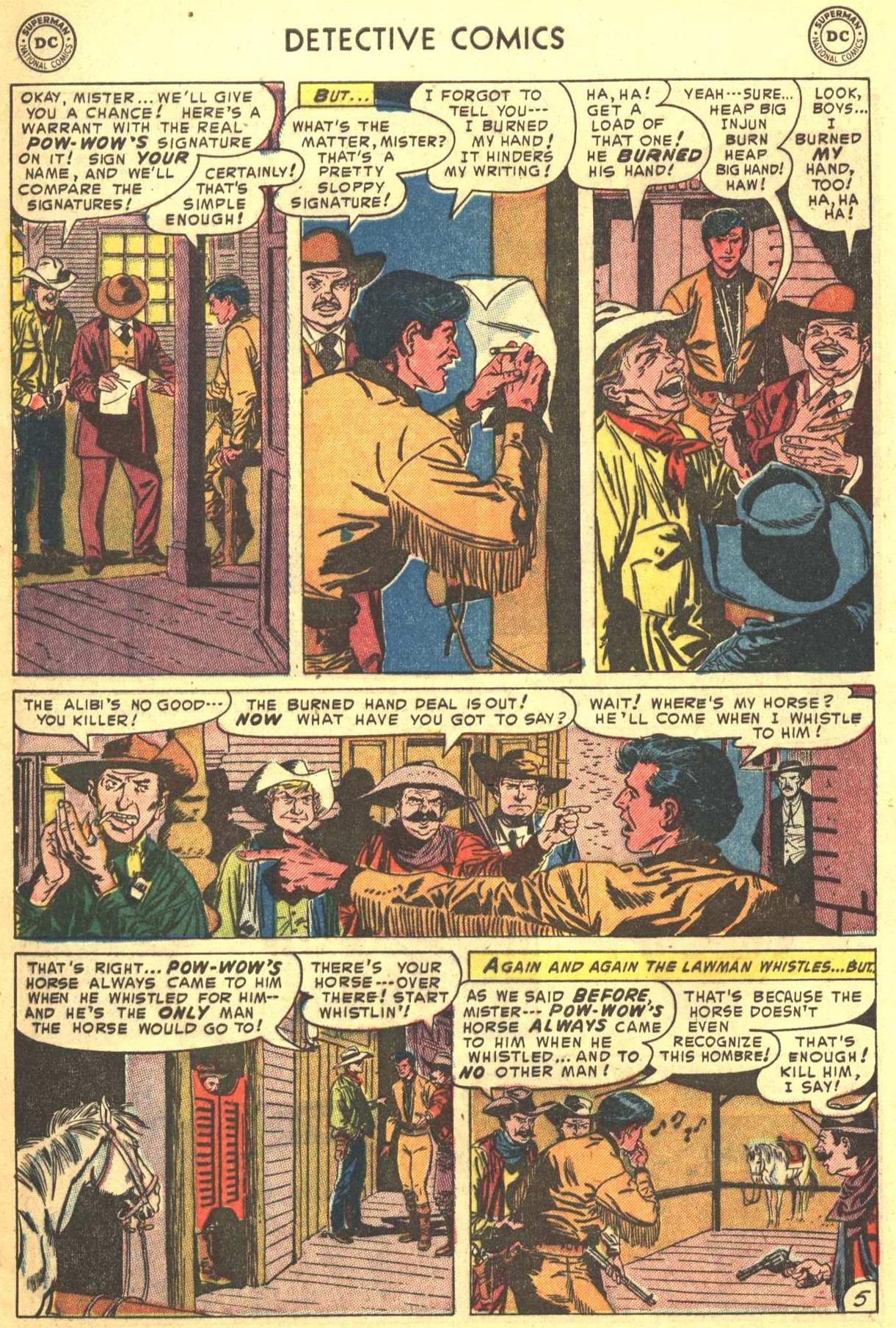 Detective Comics (1937) 198 Page 37