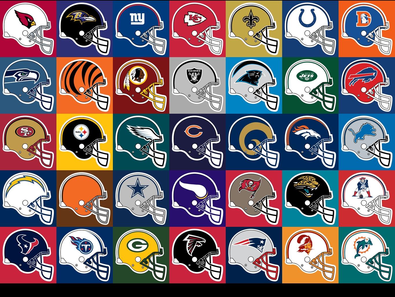 sports logos team nfl football favorite pick