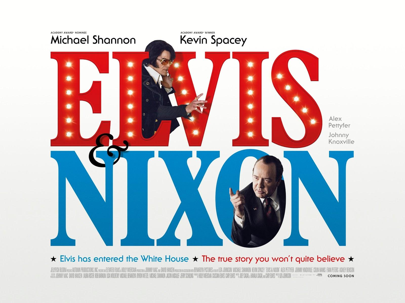 Canzoni Elvis & Nixon - Canzone Colonna sonora, trailer, finale, titoli di coda