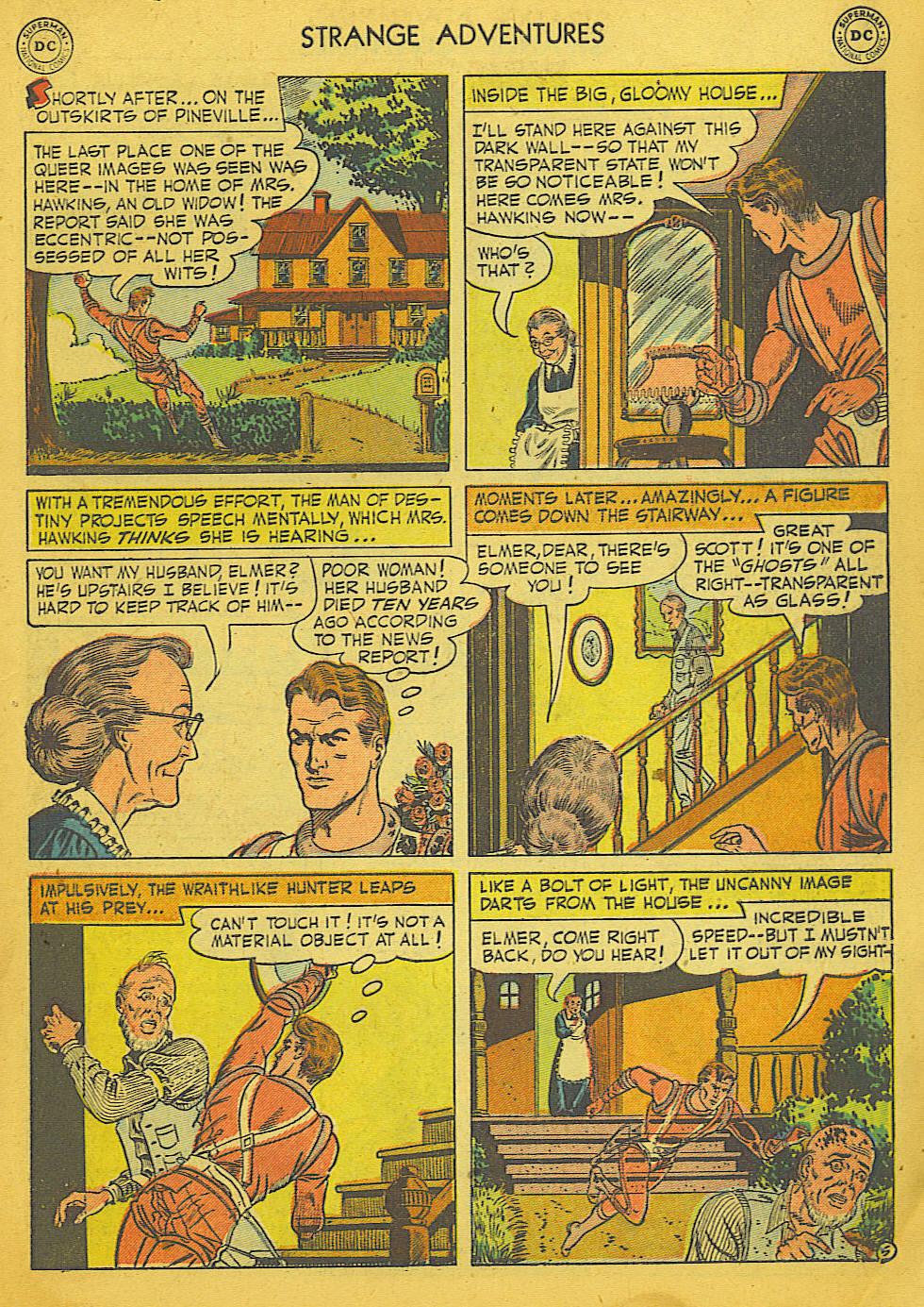 Strange Adventures (1950) issue 16 - Page 7