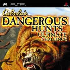 download Cabela's Dangerous Hunts - Ultimate Challenge Game PSP For ANDROID - www.pollogames.com