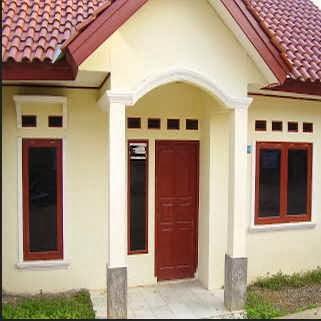 Contoh Warna Cat Dinding Luar Rumah Minimalis