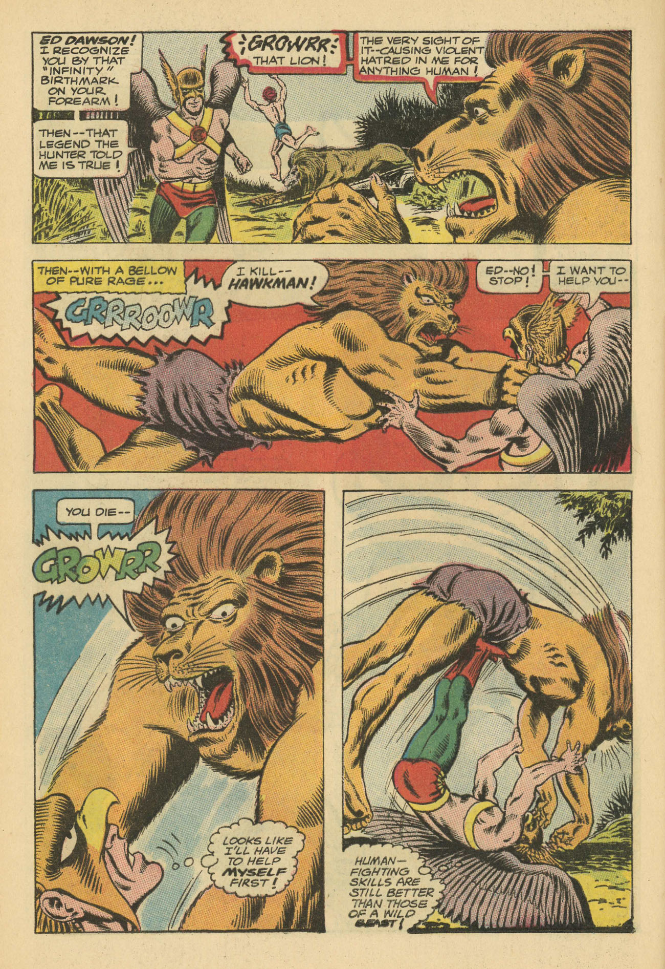 Hawkman (1964) issue 20 - Page 24