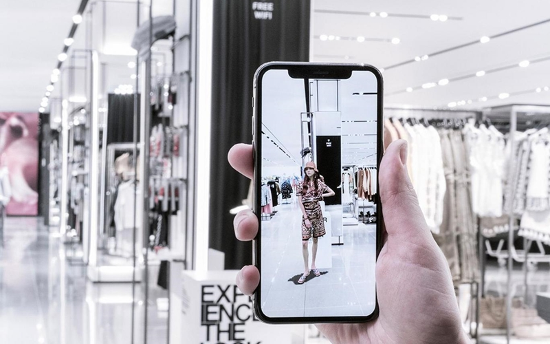 Zara'dan Artırılmış Gerçeklik Deneyimi
