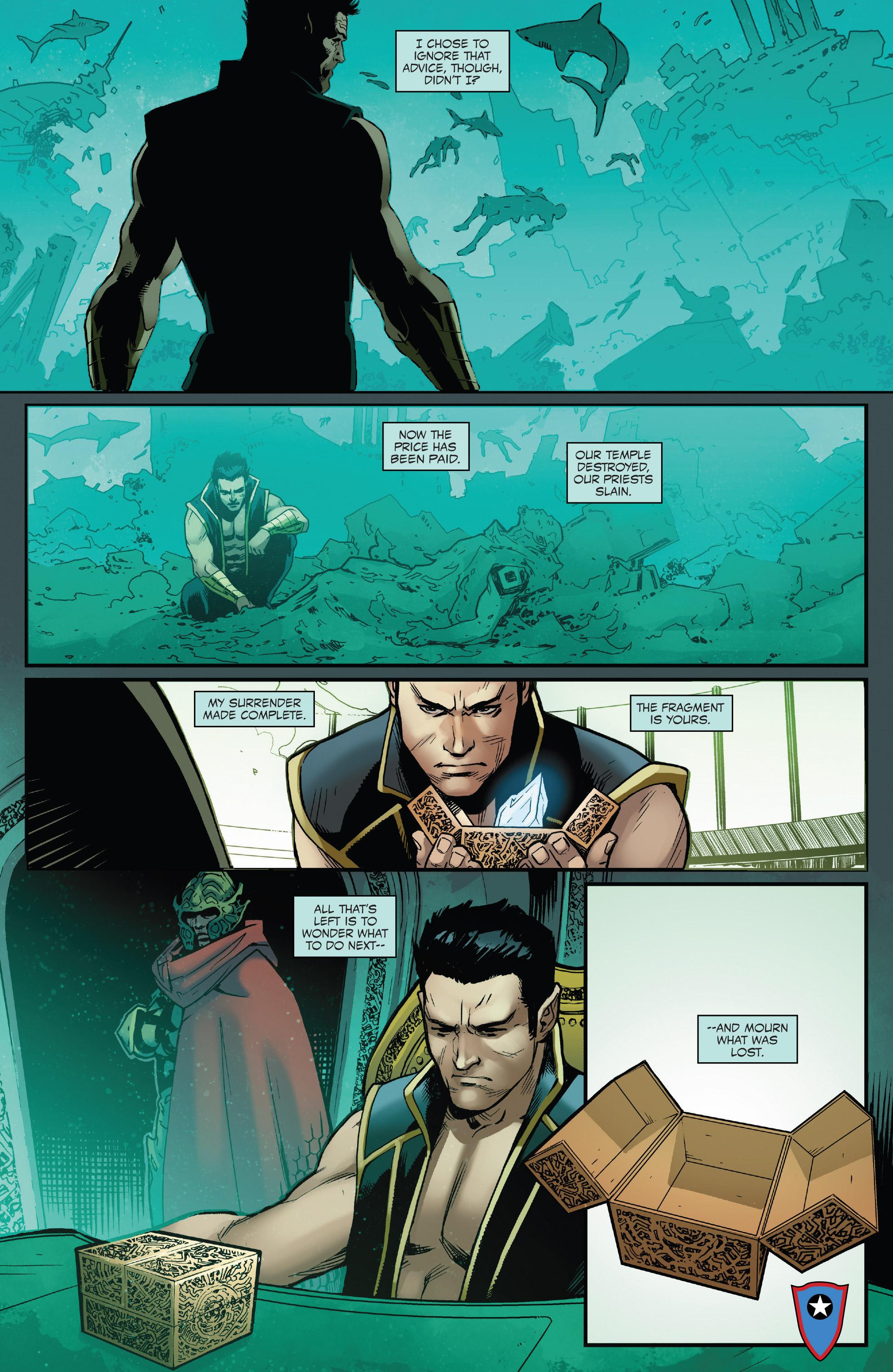 Read online Captain America: Steve Rogers comic -  Issue #18 - 23