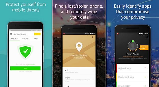 Antivirus Android Terbaik yang Harus Ada di Smartphone Kamu