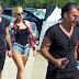 FOTOS: Lady Gaga y Christian Carino llegando a restaurante en Long Island - 21/06/17