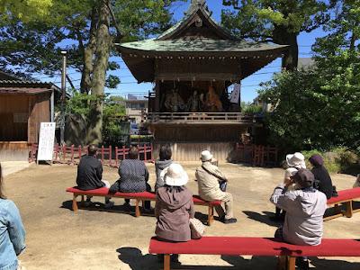 藤祭太々神楽講(平成28年4月29日)