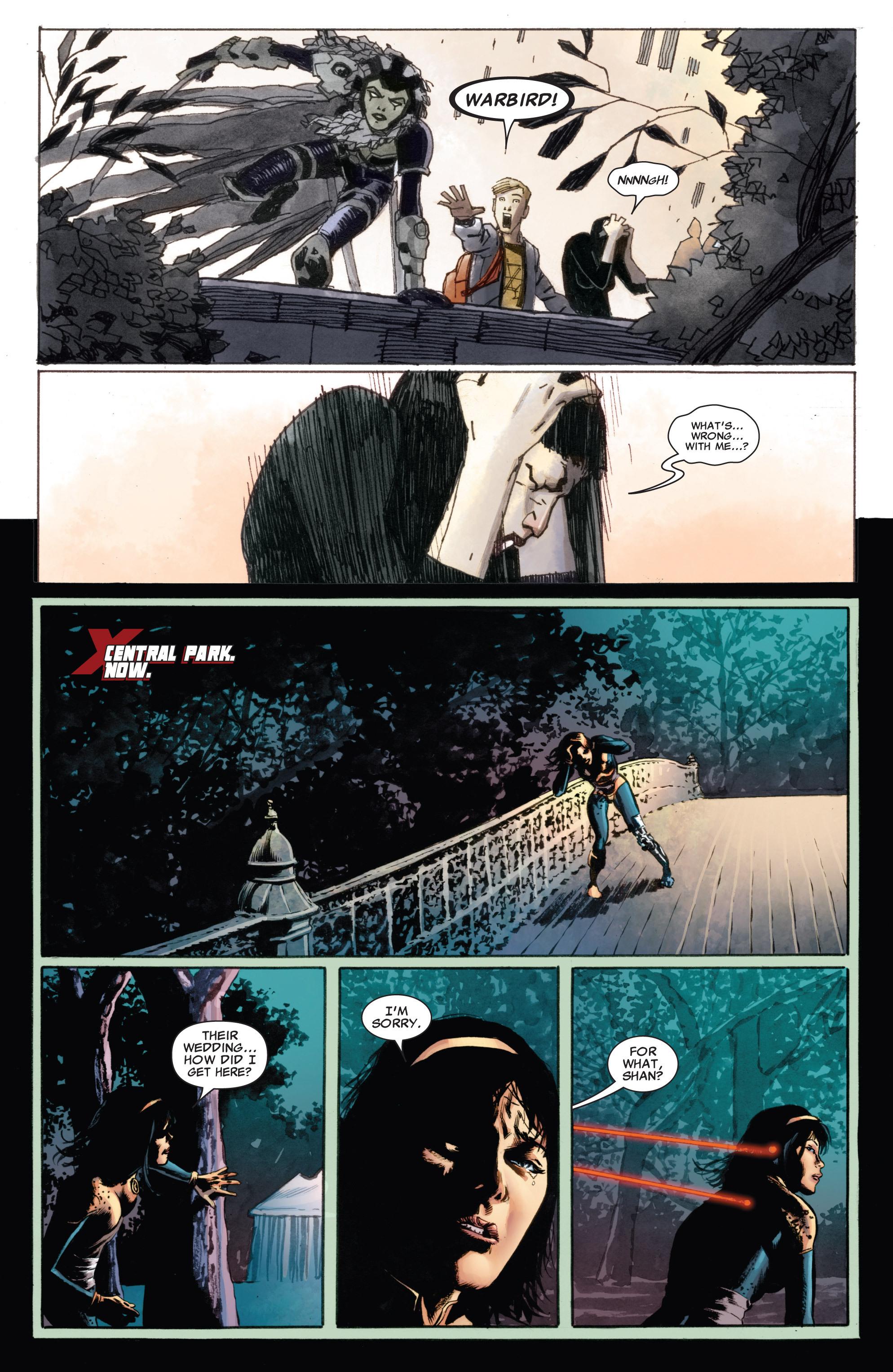 Read online Astonishing X-Men (2004) comic -  Issue #52 - 17