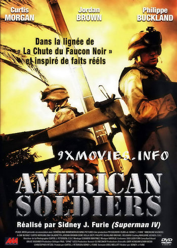 American Soldiers 2005 Dual Audio ORG Hindi Movie Download