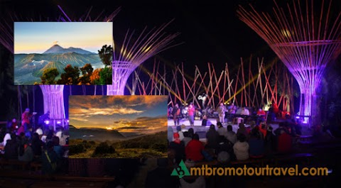 Mountain Jazz Event Package in Mt Bromo