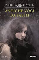 """""""Antiche voci da Salem"""" di Adriana Mather"""