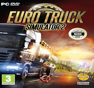[PC Multi] Euro Truck Simulator 2 + Update Highly Compressed
