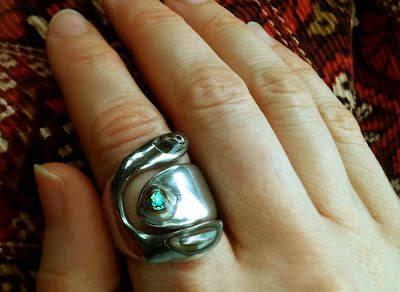 soulring2 - Aphrodite's Abalone Ring