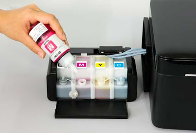 epson ink tanks print