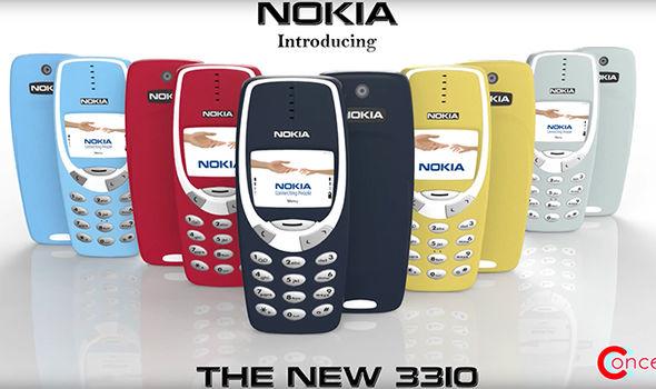 Membayangkan Wujud Nokia 3310 Reborn