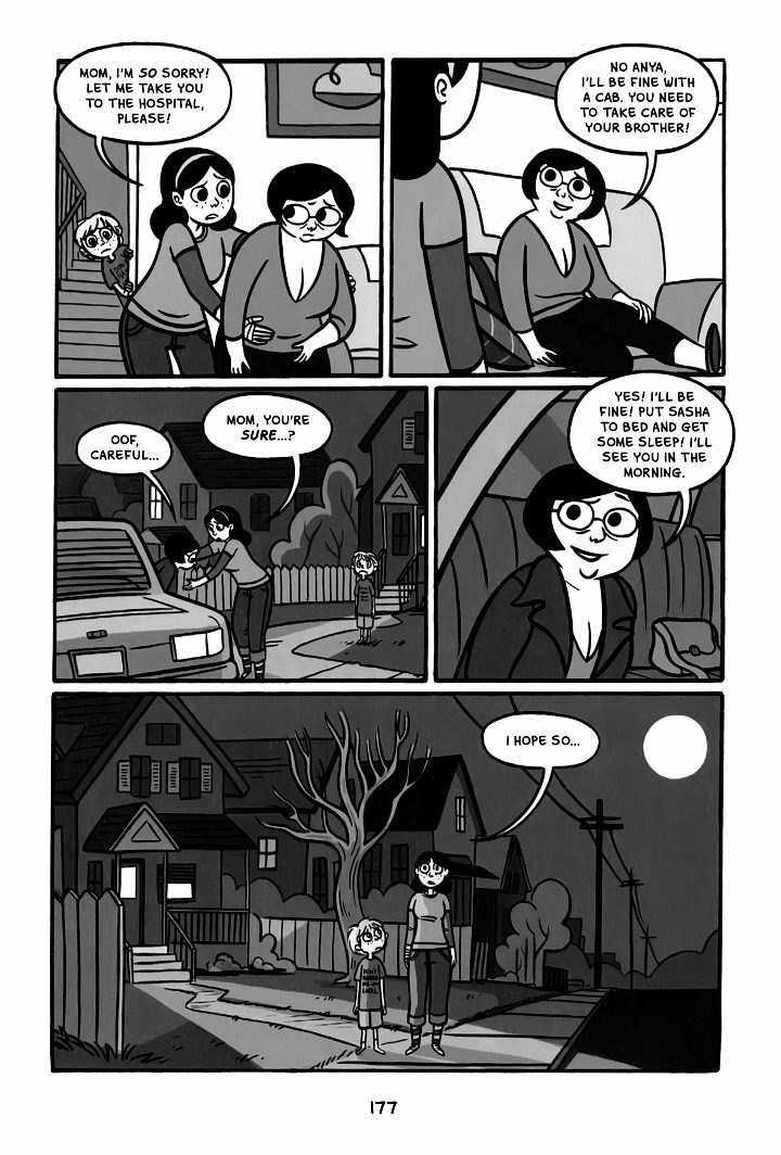Read Anya's Ghost Graphic Novel, Page 177
