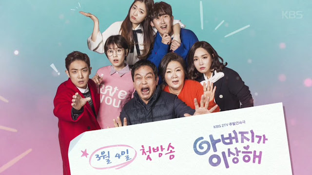 Download Drama Korea Father Is Strange Batch Subtitle Indonesia