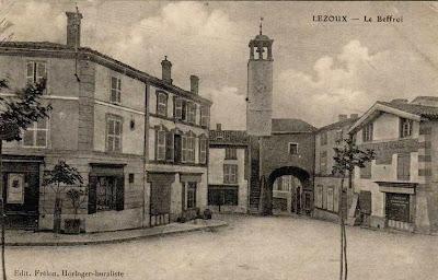 Lezoux, Puy-de-Dôme.